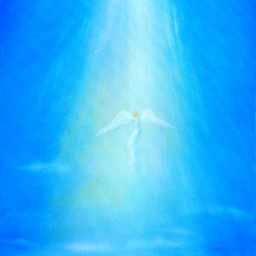 Engel im Licht II