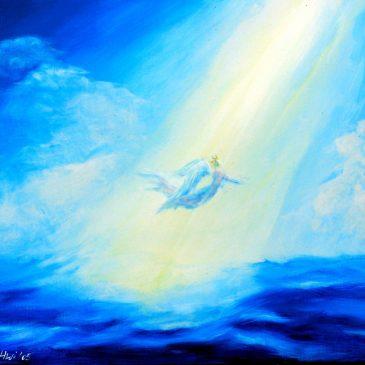 Engel im Licht IV
