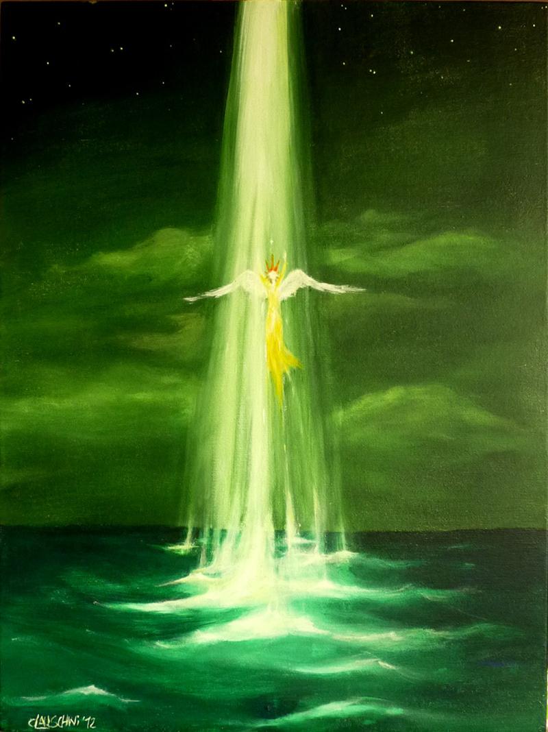 Engel im Licht l