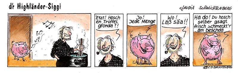 dr`Highländer-Siggi  (Trüffel)