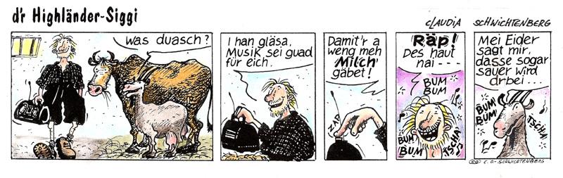 dr`Highländer-Siggi (Milchoptimierung)