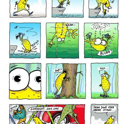 Wilmer sucht Gott: Seite 2