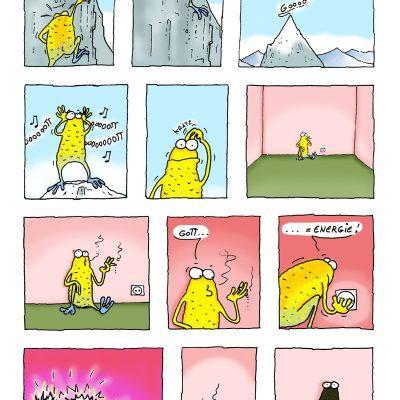 Wilmer sucht Gott: Seite 3