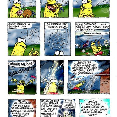 Wilmer wundert sich:Seite 2