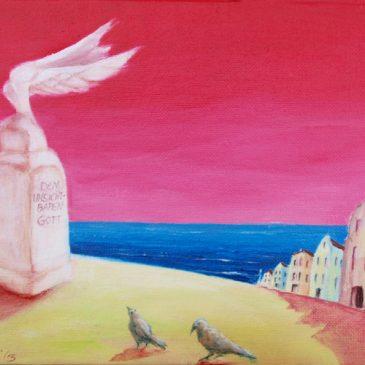 Denkmal am Meer